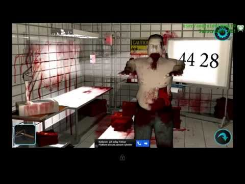 Zombie Invasion : T-Virus Walkthrough