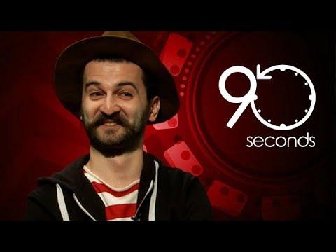 """90 SECONDS w/ Talat od """"Prespav"""""""