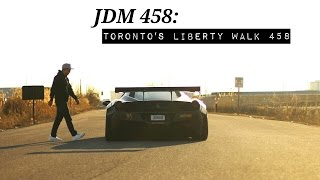 Take a look into the story of Mike and his Liberty Walk Ferrari 458. In this episode, we go through what inspires him, what it's like owning such a special car and what's next for him.Canadian Car Culturehttp://www.canadiancarculture.com/https://www.instagram.com/canadiancarculture/Behind the Scenes Video:https://youtu.be/S2Lr9_pGK9kStarring: Mikehttps://www.instagram.com/jdm458Director: Bailey Woodhttps://www.instagram.com/baileywoodmediaProduction Company: BaileyWoodMediawww.baileywoodmedia.comProducer: Julian MajorAsst. Producer/Writer: Bennett Cookhttps://www.instagram.com/bennettcookieMotion Graphics/Second Camera: Jake Hussey https://www.instagram.com/jakehusseyMusic: Jordan Soloman - Kyliehttps://soundcloud.com/jordansolomonhttps://www.instagram.com/jordsolowww.bensound.comSponsors:NextModhttps://www.instagram.com/nextmod/https://www.facebook.com/nextmodhq/ADV.1http://adv1wheels.com/https://www.instagram.com/adv1Saturn's Driveshttp://saturnsdrives.org/https://www.instagram.com/saturnsdrives/SuperXCars247https://www.instagram.com/superxcars247/Stradahttps://www.instagram.com/stradajbr/Thanks for watching, don't forget to subscribe for more!