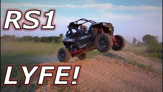 10. We got a Polaris RZR RS1! Initial review and JUMPS!