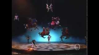 "Video ""O"" by Cirque du Soleil at Bellagio MP3, 3GP, MP4, WEBM, AVI, FLV Juli 2018"