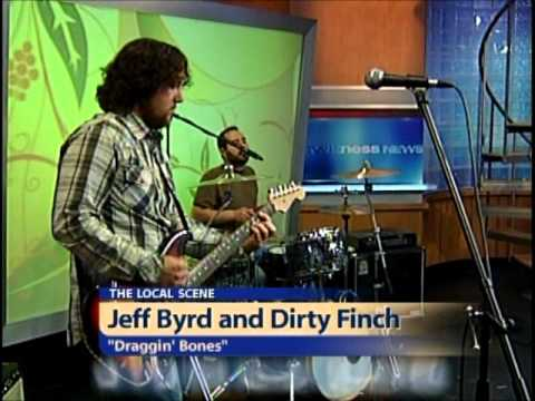 Jeff Byrd & Dirty Finch on 'The Rhode Show'