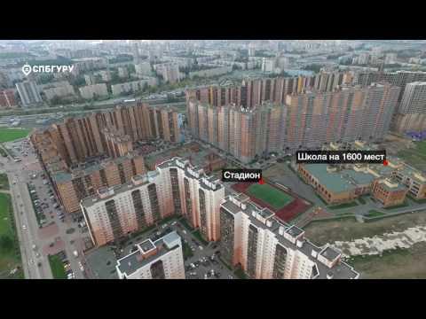 """Квартиры в ЖК """"Новый Оккервиль"""" в (СПБ), Всеволожский район"""