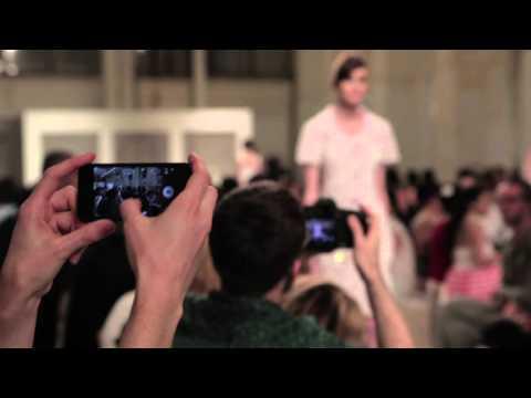 Le défilé Chanel Croisière 2013/2014 à Singapour