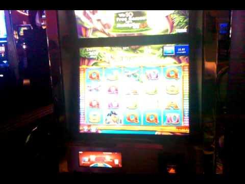 Slot Machine Bonus - Pirates of the Golden Shores - Orion Gaming (WMS) - 185X