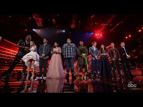 Revealed Top 8 - Disney Night - American Idol 2019 On Abc
