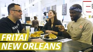 Fritai's Haitian Street Food in New Orleans — The Meat Show by Eater