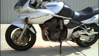 8. 2001 Suzuki Bandit 1200S