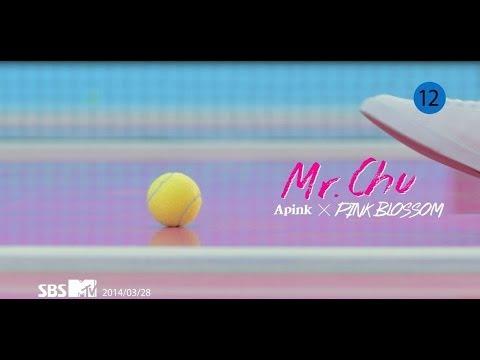 Tekst piosenki A-Pink - Mr.Chu po polsku