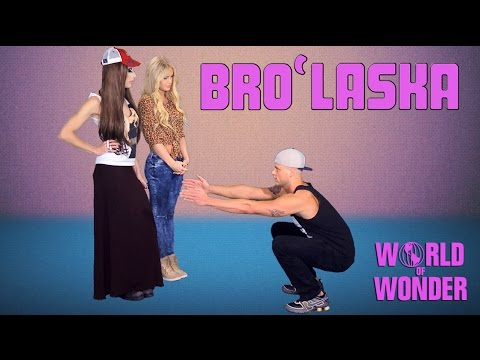 Bro - Enjoy the video? Subscribe here! http://bit.ly/1fkX0CV On this episode of Bro'Laska, Cory gives Alaska some at home workout tips! With the help of Gigi Gorgeous, Cory demonstrates how to...
