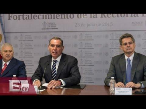 Gabino Cué da a conocer nombramientos en la IEEPO