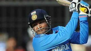 Highest one day score in Cricket History Virender Sehwag 219 from 149 balls