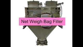 Inpak Systems | JEM | Eagle Net Weigh Digital Bagging Scale