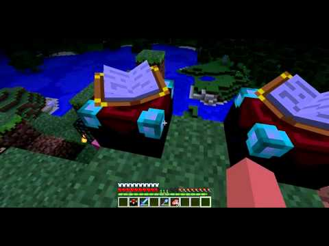 Minecraft 1.0- Enchantements Comment sa Marche ??