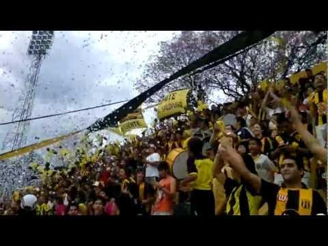 LA RAZA AURINEGRA contra los chanchitos en 2 bocas (clusura 2012) [HD] - La Raza Aurinegra - Guaraní de Asunción