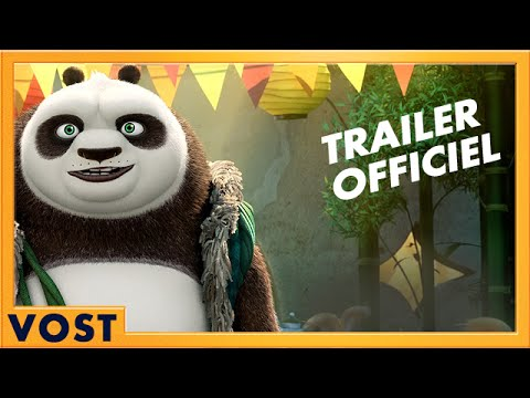 Kung Fu Panda 3 - Bande annonce 2 (VOST)