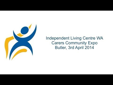 Carers Community Expo, Butler, 3rd April 2014 (Independent Living Centre WA)