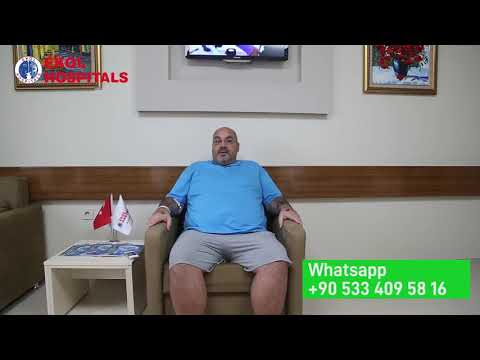 Gastric Sleeve at Ekol Hospitals