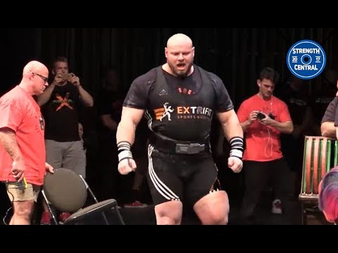 Pertr Petras - 1st Place Big Dogs 3 ($22000) - 1120 Kg Total
