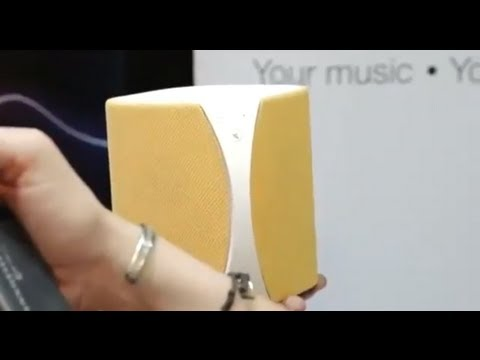 Pure Wireless Speakers | TechCrunch At CES 2013