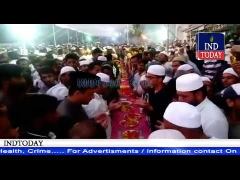 Video Akbaruddin Owaisi attends Iftar Party download in MP3, 3GP, MP4, WEBM, AVI, FLV January 2017