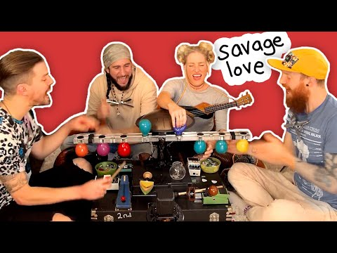 Savage Love - Walk Off The Earth