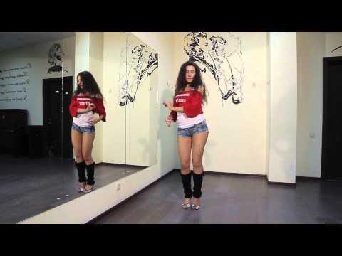 Бачата: базовые движения и связка. Урок видео онлайн.