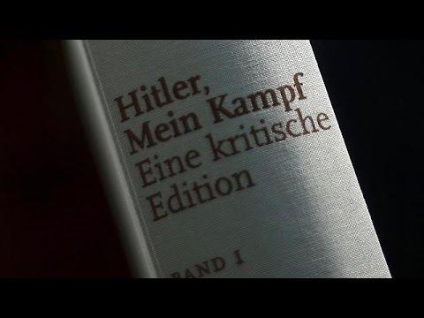 """Γερμανία: Αντιδράσεις για την επανέκδοση του """"Mein Kampf"""" του Αδόλφου Χίλτερ"""