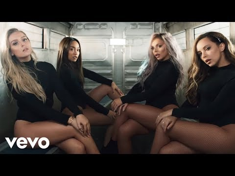 Little Mix feat. Nicki Minaj - Woman like me [2018]