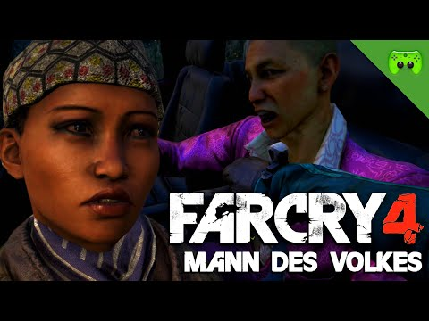 FAR CRY 4 # 42  - Mann des Volkes «» Let's Play Far Cry 4 | HD 60 FPS Gameplay