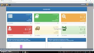 SISOFT Tutorial 2, DASHBOARD