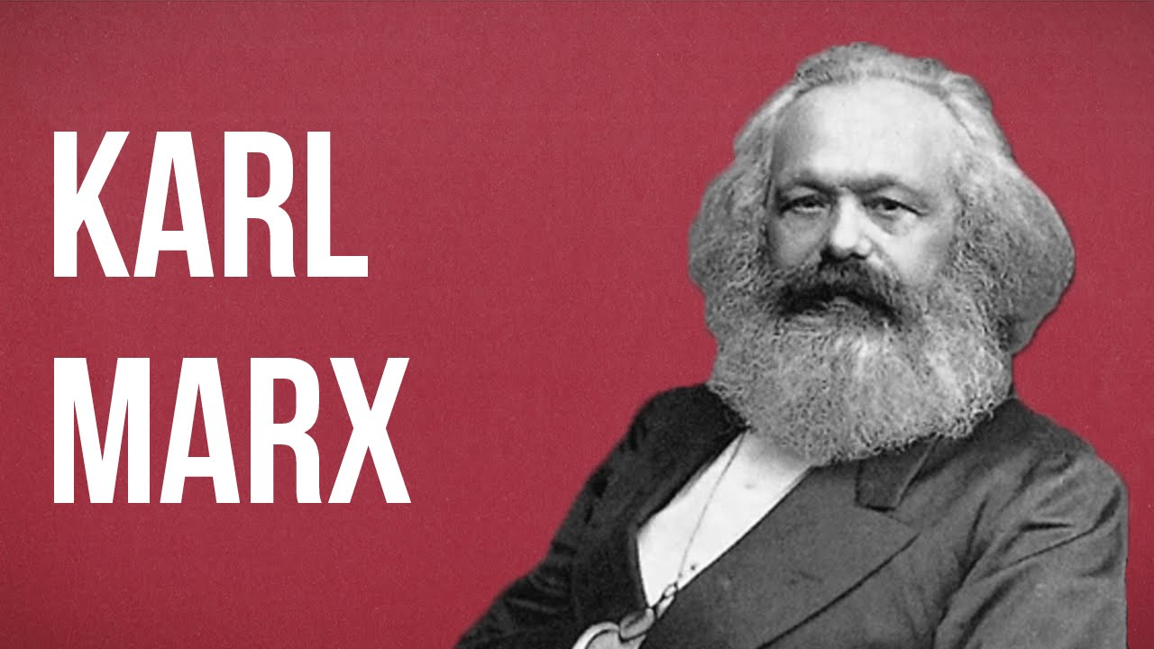Political Theory - Karl Marx (The School of Life)