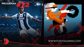 PuntoGaming TV S06E22: Tu informativo de videojuegos favorito