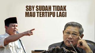 Video SBY Tak Datang Di Undang Makan Malam Prabowo, SBY Sudah Tidak Mau Tertipu Lagi MP3, 3GP, MP4, WEBM, AVI, FLV Februari 2018
