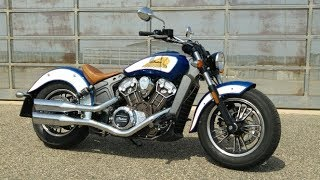 2. Indian Scout Start up and Sound