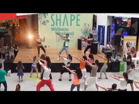 TUMBAO fitness and dance by Pedro Santana