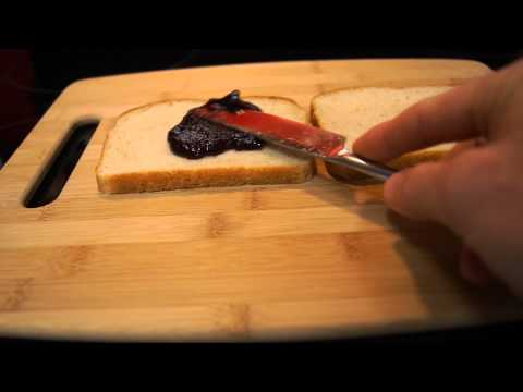 How to make the perfect PB&J