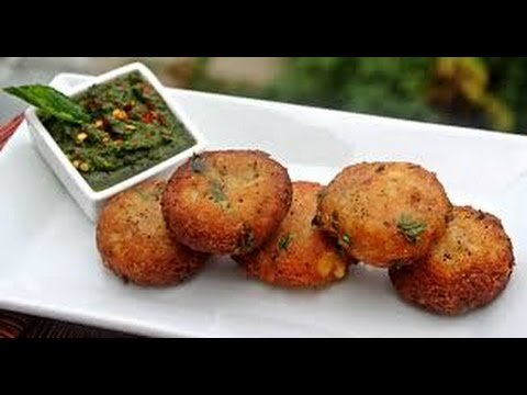 How to cook potato cutlet -allo tikki in eassy way