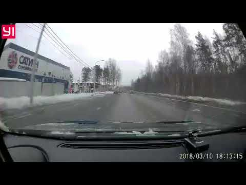 Авария в Санкт Петербурге на Приморском Шоссе