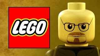 LEGO Breaking Bad The Video Game parody - YouTube