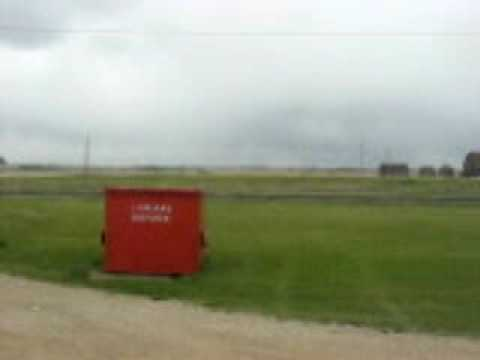 Edgeley, Saskatchewan (видео)