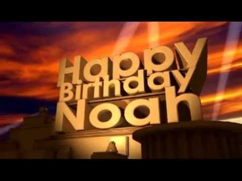 Video Happy BIrthday Noah download in MP3, 3GP, MP4, WEBM, AVI, FLV January 2017