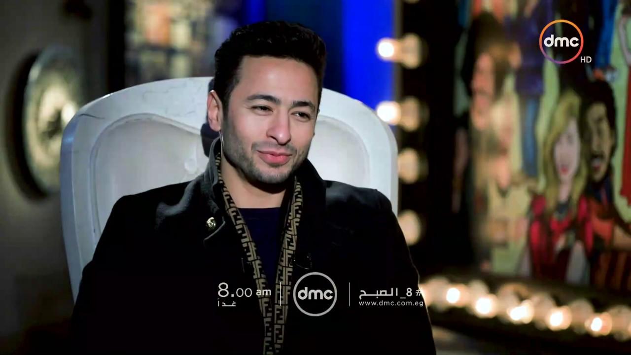 الفنان حمادة هلال في لقاء خاص ومميز مع الإعلامية رحمة خالد الخميس الساعة 8 صباحا في برنامج 8 الصبح