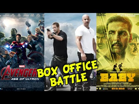Avengers, Fast & Furious 7 | Hollywood Beats Bolly