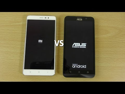 , title : 'Xiaomi Redmi Note 3 VS Asus Zenfone 2 (4GB) - Speed Comparison!'