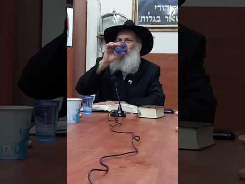 הרב זמרוני ציק ג&#039 שבט
