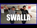 Jason Derulo - SWALLA Dance Choreography 🖖