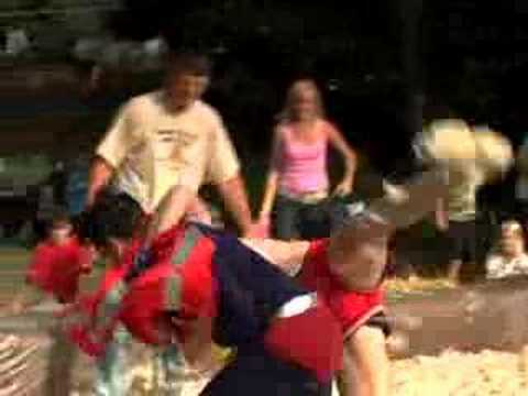 Mashed Potato Wrestling -Barnesville- My Favorite Minnesota