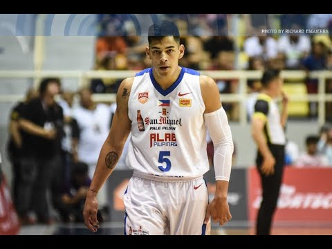 ABL: Caelan Tiongson shows defensive chops in Alab debut