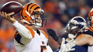 In this episode of the Dalton Dispatch, we break down A.J. McCarron's performance vs. the Denver Broncos.